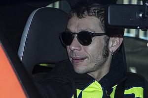 Rally Intervista Valentino: