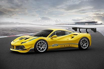 Ferrari onthult 488 Challenge-bolide voor 2017