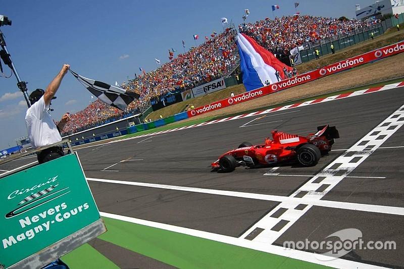 Видео: история Гран При Франции