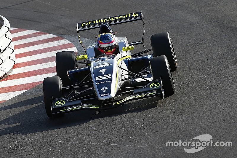 Habsburg met Carlin in EK Formule 3