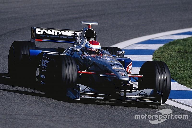 Esteban Tuero, ancien pilote Minardi F1, prend sa retraite