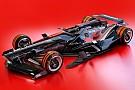 Galería: Fantasy F1 2030 diseño McLaren y Toro Rosso