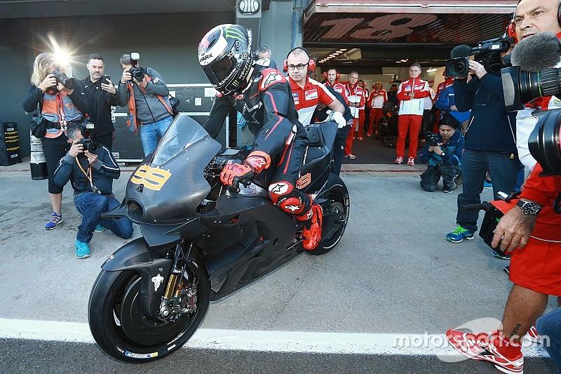 """Avec Lorenzo, Ducati vise """"un objectif ambitieux"""" : le titre"""