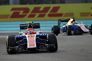 Fórmula 1 Artículo especial Análisis F1 2016: Manor se queda corto