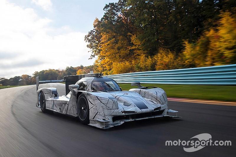 【IMSA】デイトナに向けジェフ・ゴードンはキャデラックの新車に好印象