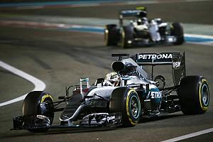 Fórmula 1 Noticias Mercedes se equivocó al dar órdenes de equipo en Abu Dhabi, dice Wolff