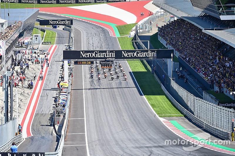 Гран При Австрии признали лучшим этапом MotoGP в сезоне-2016