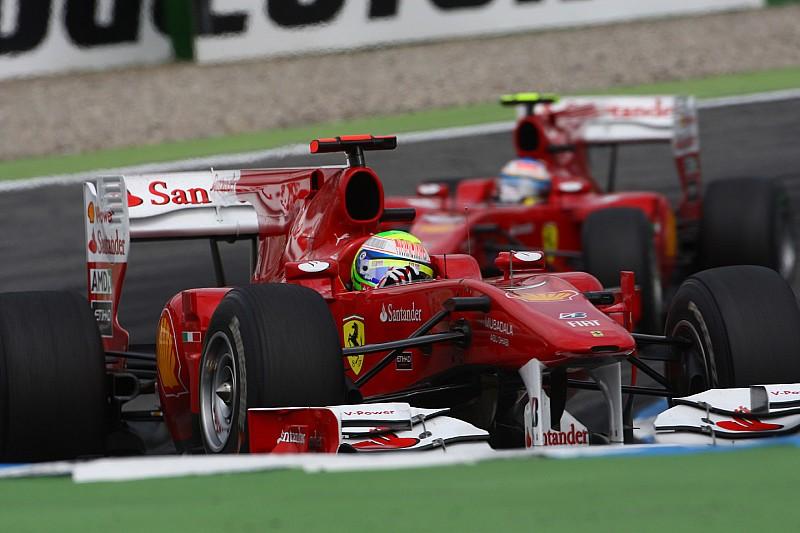 """Teamorder 'Fernando is faster than you' veranderde Massa"", stelt Smedley"