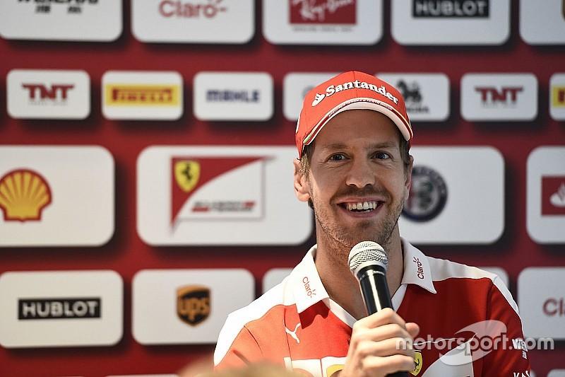 Mansell le dijo idiota a Senna; yo soy inofensivo, asegura Vettel