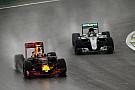 La F1 vivió 866 adelantamientos durante la temporada 2016