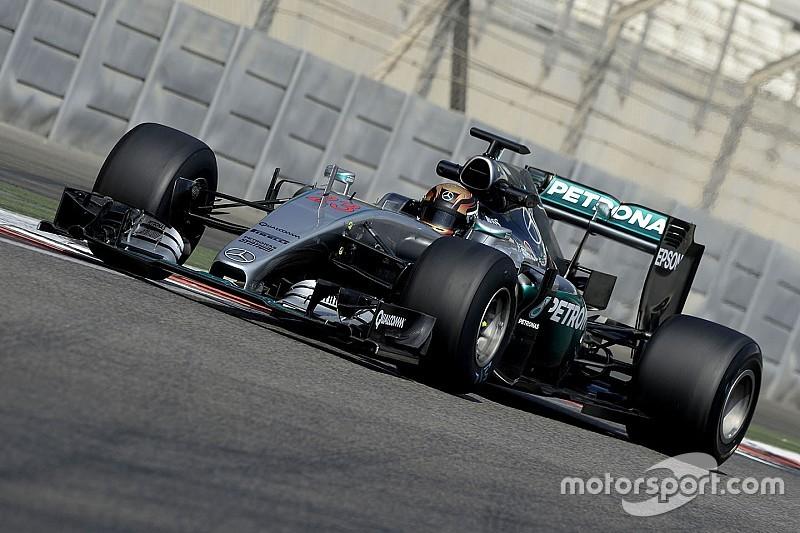 Pirelli revela números de testes com pneus de 2017