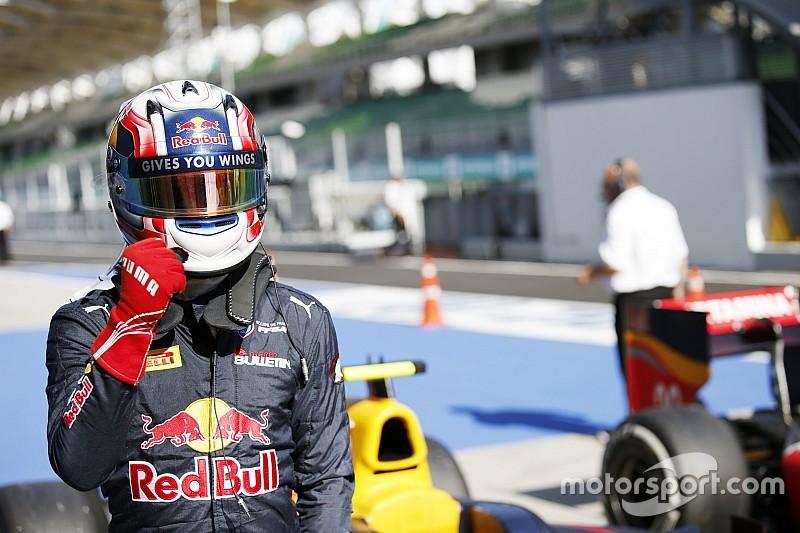 ريد بُل تتوصّل إلى صفقة مع هوندا لمشاركة غاسلي في السوبر فورمولا