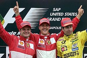 Michael Schumacher hivatalos Twitter-fiókot kapott