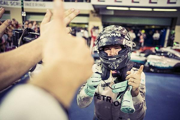 Forma-1 Nico Rosberg: Hamilton úgy vezetett, mint egy nagymama!