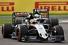 Formel-1-Rückblick 2016: Force India