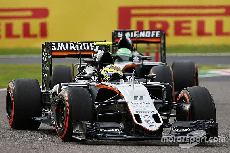 Formel-1-Rückblick 2016: Force India