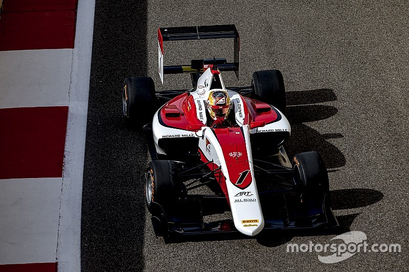 Le DRS fait ses premiers tours de piste en GP3