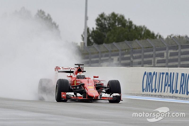 """""""Fußbodenheizung"""" in Paul Ricard für Formel-1-Tests?"""