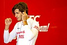 Giovinazzi cumple su sueño de llegar a Ferrari