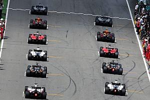 Formule 1 Statistiques La supergrille après les 21 Grands Prix de la saison 2016