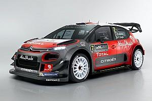 WRC Breaking news Citroen luncurkan C3 WRC Plus 2017