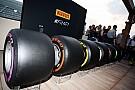 Pirelli revela la elección de neumáticos para las primeras carreras de 2017