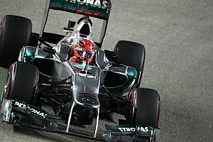 Formule 1 Actualités Brawn - Schumacher a contribué au succès de Mercedes en F1