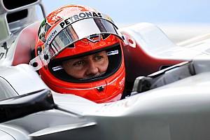 Fórmula 1 Últimas notícias Brawn: 3 anos após acidente, legado de Schumacher continua