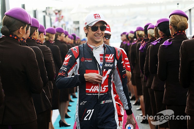 Tengo el talento para seguir en la F1, asegura Gutiérrez