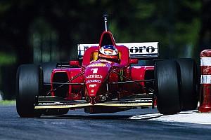 Formel 1 Fotostrecke Fotostrecke: Die Formel-1-Karriere von Michael Schumacher