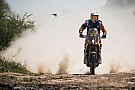Toby Price toma el liderato del Dakar