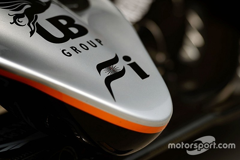 Force India anuncia data de lançamento de carro de 2017