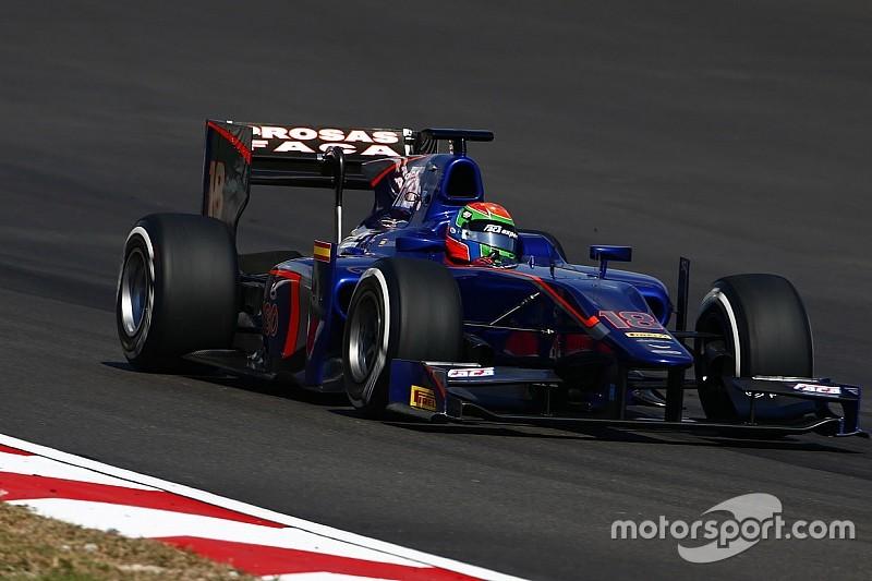 Carlin abandona la GP2 para centrarse en otras series