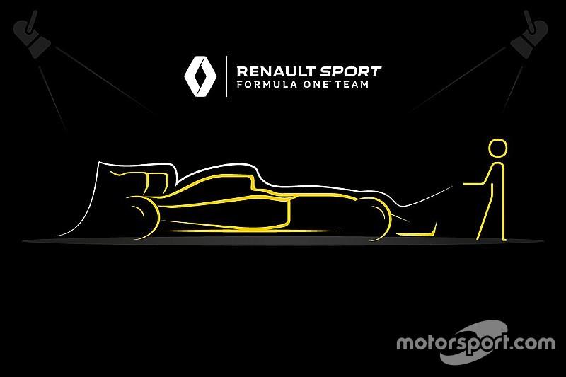 В Renault оголосили дату презентації нового боліда