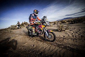 Dakar Etap raporu Dakar 2017, 5. Etap: Rakipleri kaybolan Sunderland liderliği devraldı