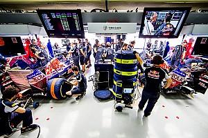 Formule 1 Actualités Toro Rosso - Un mois de travail 24h/24 pour achever la STR12