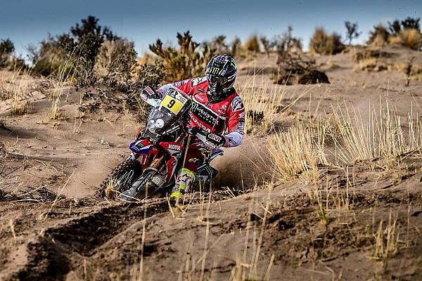 Dakar 2017, 7. Etap: 2. Hafta Brabec liderliğinde başladı