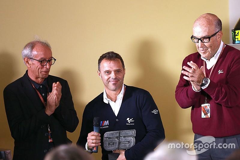 Loris Capirossi resmi menjadi Race Direction MotoGP