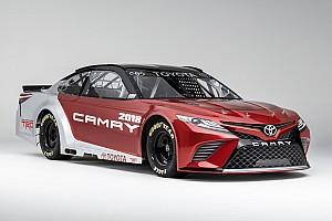 Monster Energy NASCAR Cup Son dakika Toyota yeni NASCAR Camry aracını tanıttı