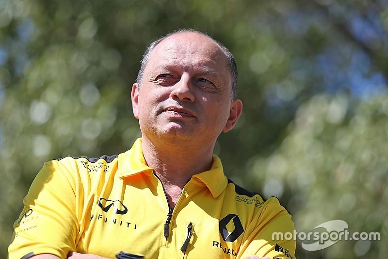 فاسور مدير الفريق يُغادر صفوف رينو في الفورمولا واحد