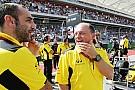 F1-Rennstall Renault will Teamchef Frederic Vasseur nicht ersetzen