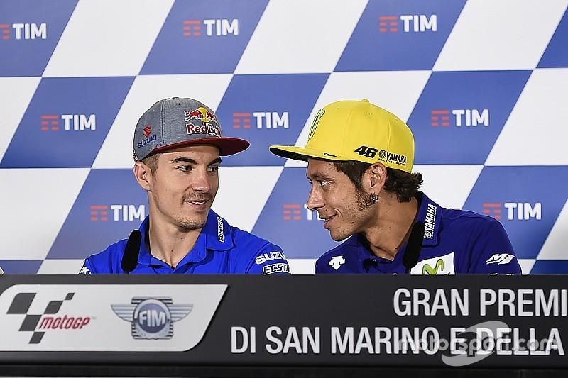 MotoGP: Віньялес святкує день народження з Россі та Джарвісом