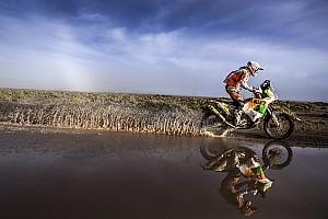 """Dakar Noticias de última hora Laia Sanz: """"Me van a faltar dos días más de rally"""