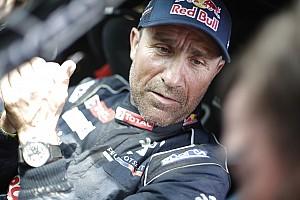 Dakar Intervista Dakar, Peterhansel: