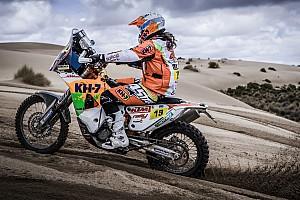 Dakar Noticias Laia Sanz y la defensa de sus dos segundos de ventaja