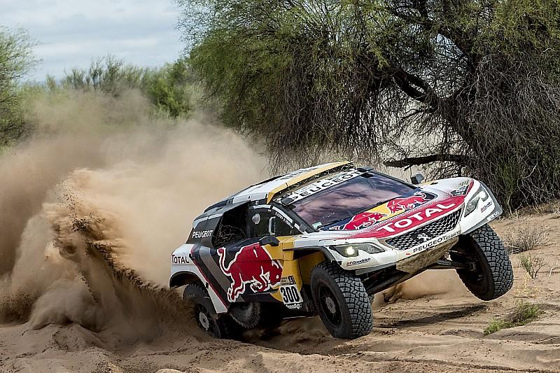 Reli Dakar Stage 12: Peterhansel juara dan sukses kalahkan Loeb