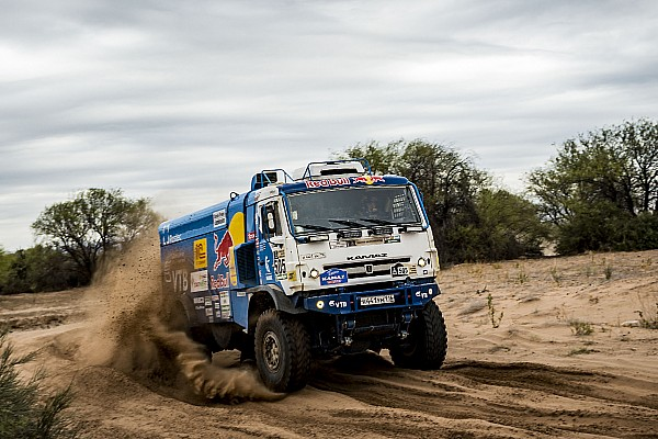 Nikolaev fecha Dakar com chave de ouro e é bicampeão