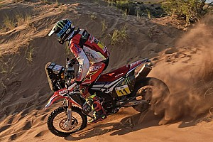 Dakar Ultime notizie Dakar: Barreda si sente un po' il vincitore morale tra le moto