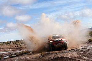 """Dakar Nieuws Van Loon: """"Zonder blunder met benzine waren we vijfde of zesde geworden"""""""