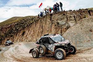 Dakar Réactions Les Polaris inaugurent la catégorie SSV